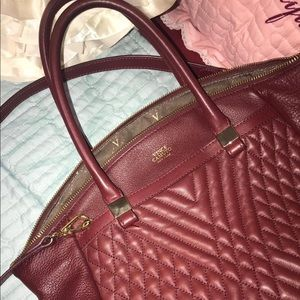 Vince Camuto large satchel